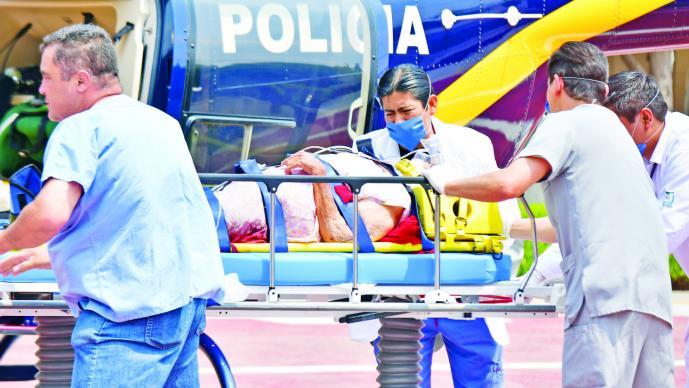 Durante la madrugada suena alerta sísmica en Iztapalapa