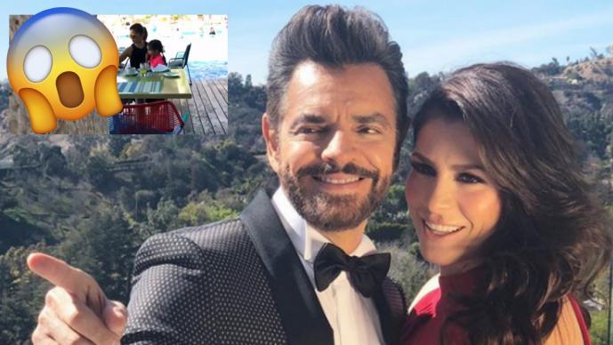 Alessandra Rosaldo le pone los cuernos a Eugenio Derbez