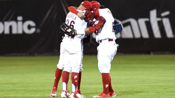 Roban el uniforme de los Diablos Rojos en Cancún — LMB