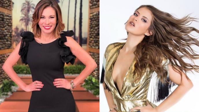 Ingrid Coronado Aparece En Paños Menores Junto A Vanessa