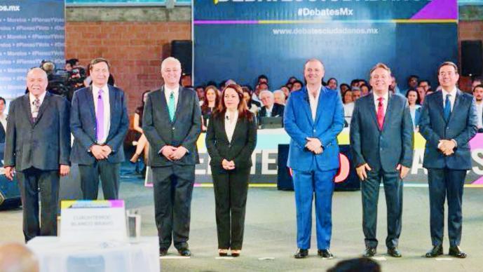 Abogados del 'Cuau' denuncian a candidato del PRD en Morelos