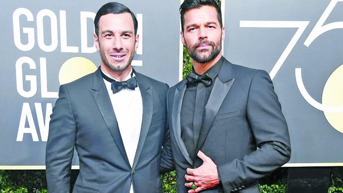 ¿Ricky Martin será padre de gemelas?