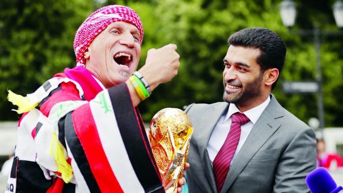 Cuatro años antes, Catar está casi listo para el Mundial