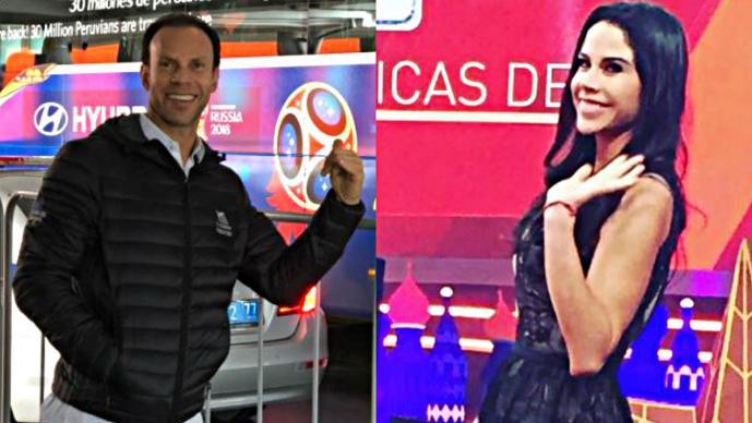 Devastado, el mensaje de Luis Roberto Alves Zague a Paola Rojas
