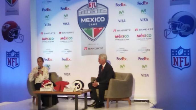 Boletos para NFL en México comenzarán a vender en agosto