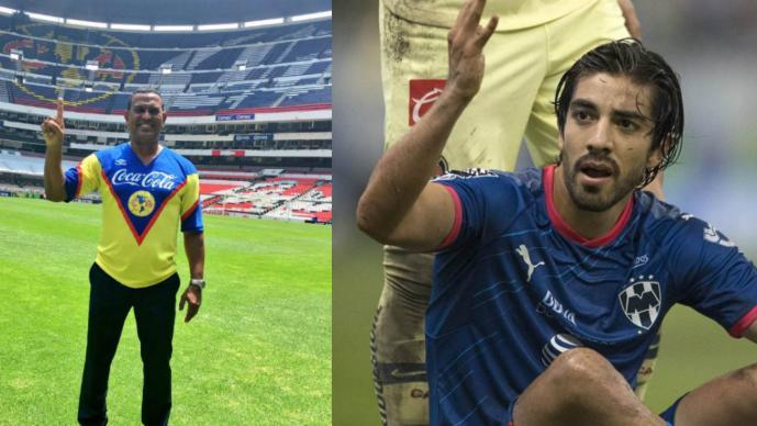 'El Negro' Santos y Rodolfo Pizarro se dan con todo en Twitter