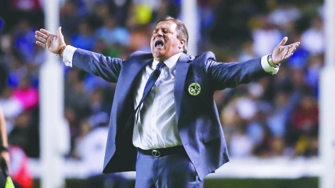 Piojo Herrera descarta que el futbol se ensucie tras hechos violentos