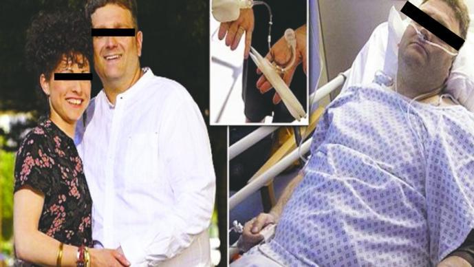 Hombre entra en coma tras perder la virginidad