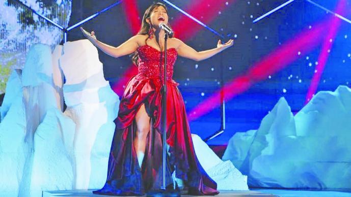 Paola Chuc es la ganadora de La Academia