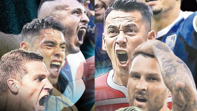 Pumas casi seguramente estaría enfrentando a Tigres — Tabla