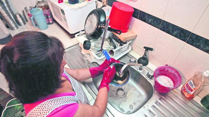 Diseñará IMSS programa de derechohabientes para empleadas domésticas