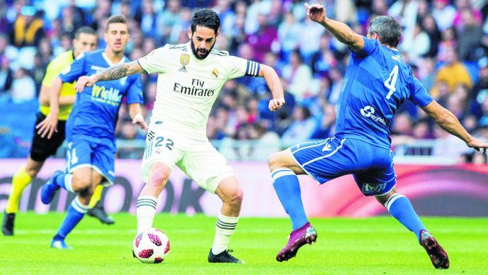 Partido en vivo: Real Madrid vs Melilla | Dieciseisavos, Copa del Rey 2018