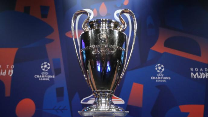 Así quedaron los octavos de la Champions League