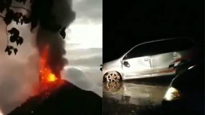 Tsunami deja 20 muertos y 165 heridos en Indonesia