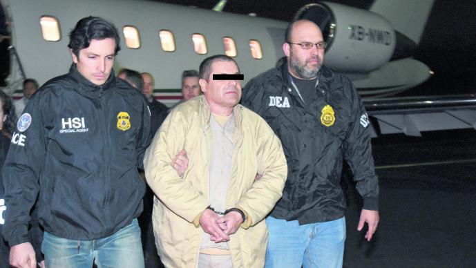 Testigo clave cuenta cómo huyó 'El Chapo' Guzmán