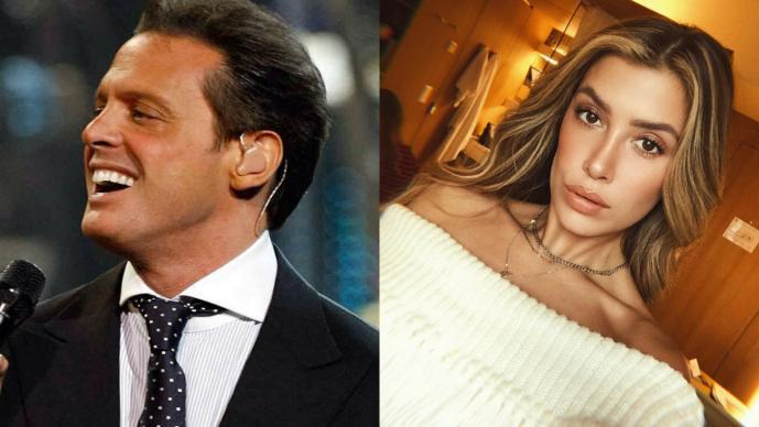 Amigo Luis Miguel Michelle Salas relación hija padre