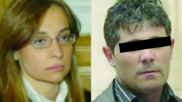Ex convicto acuchilla abogada España