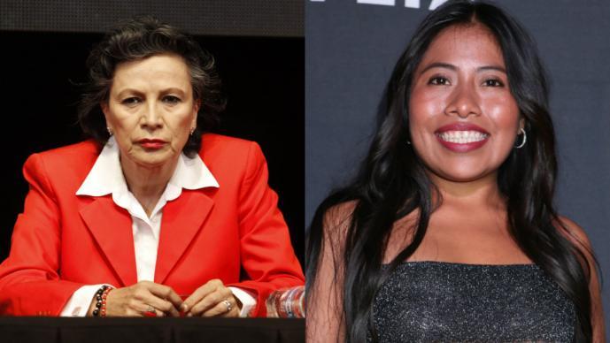 Patricia Reyes Spíndola vocación Yalitza Aparicio Roma actriz declaraciones éxito Roma