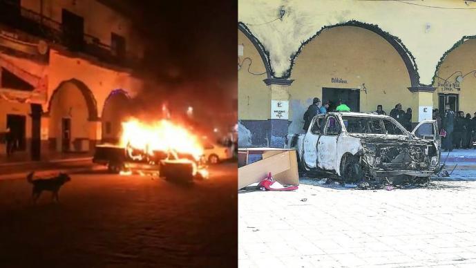 casi linchan albañiles confunden secuestradores Tepalcingo Morelos