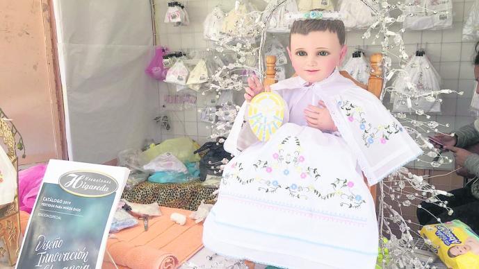 Fieles Visten Al Niño Dios En Toluca El Gráfico Historias