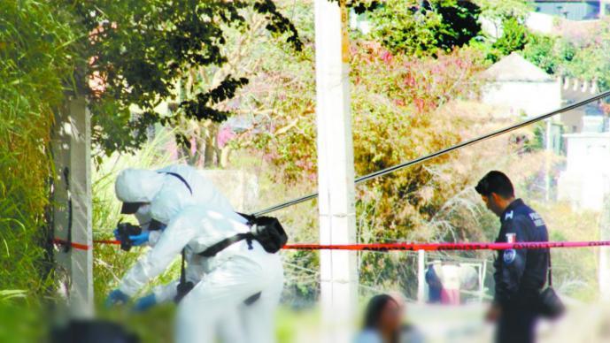 Destazado ex policía Morelos