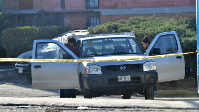 Fulminan disparos hombre salir domicilio Ecatepec