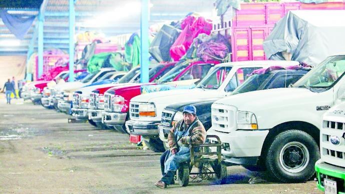 Los Oaxacos banda robo camiones abarrotes México