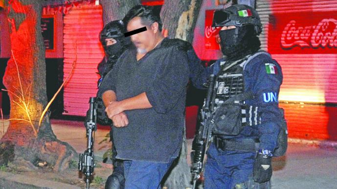 Detienen hombre trata de personas alcaldía Cuauhtémoc