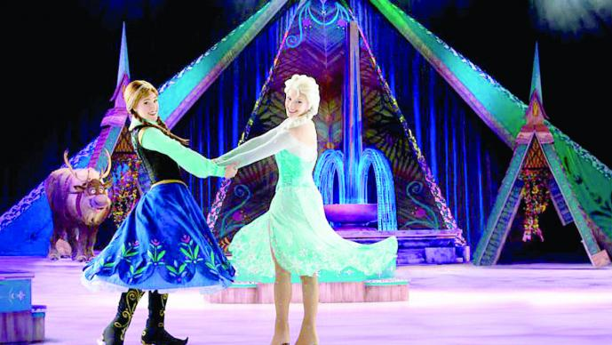 Disney On Ice Palacio de los Deportes