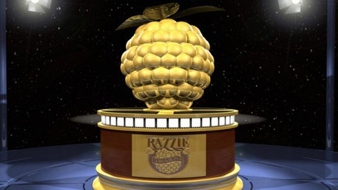 Razzies 2019 Peor Película