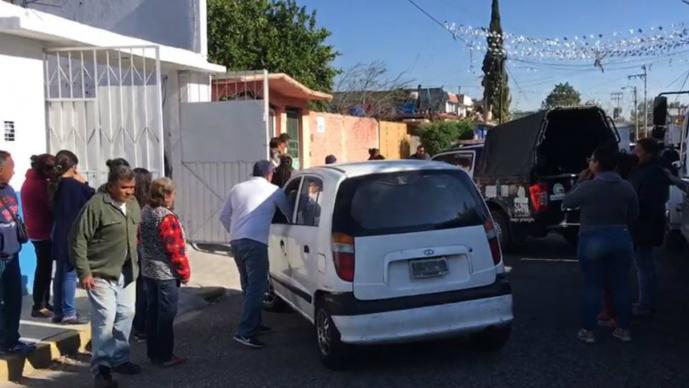 Estado de México Ecatepec colonia Adolfo Ruiz Cortines