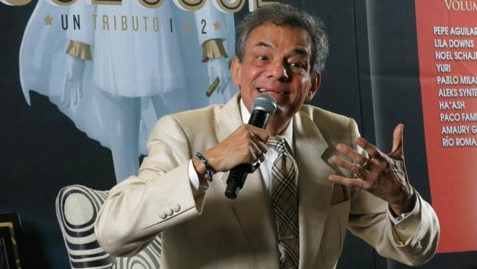 José José El Príncipe de la Canción José Rómulo Sosa Ortiz El triste