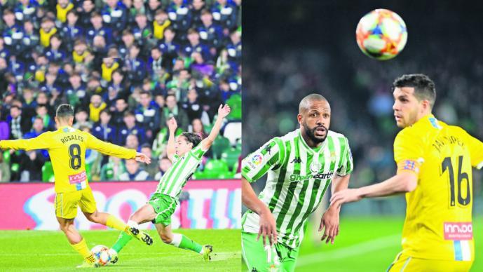 Betis semifinales Copa del Rey Espanyol