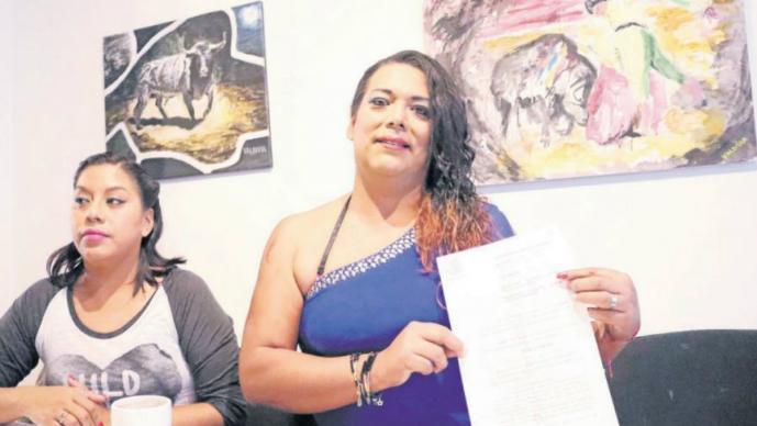 mujer transgénero legal cambio identidad Morelos