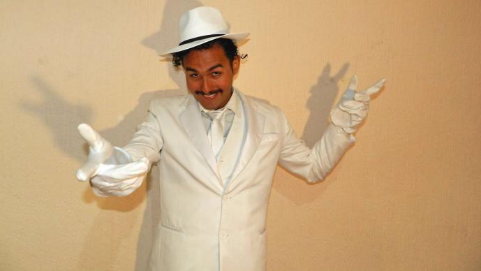 Blank Sinatra obra teatro sueño americano
