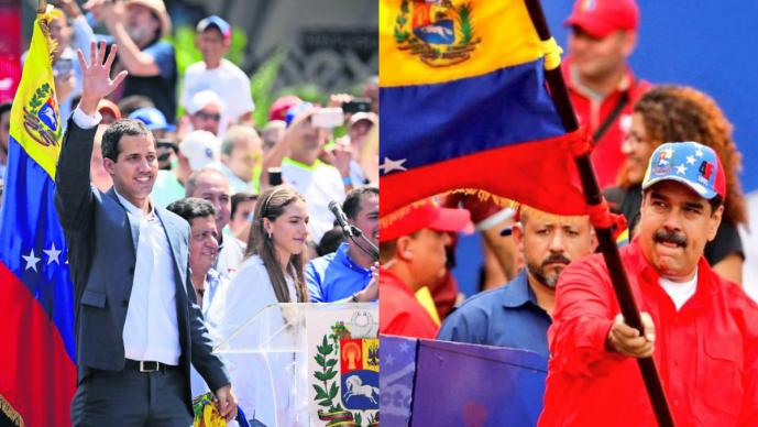 Venezuela Maduro Guaidó Ultimátum