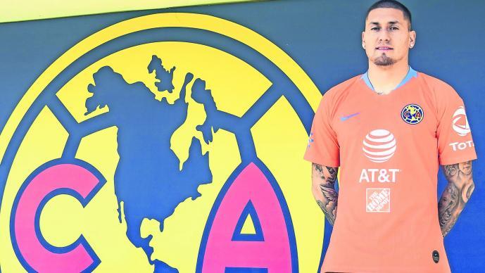 Nicolás Castilo debut América Pumas