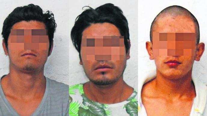 Taxista frustra asalto logra detención delincuentes Cuernavaca