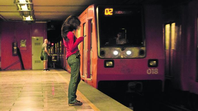 Liberan a 2 detenidos por intento de secuestro en el Metro