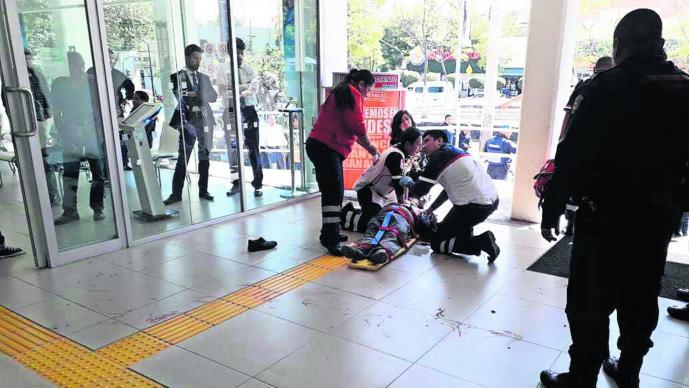 Robo Cuentahabiente Banco CDMX