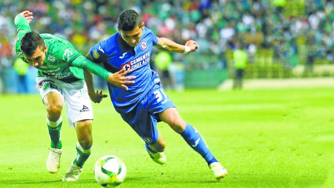Cruz Azul empata León enfrentará Alebrijes Estadio Azteca