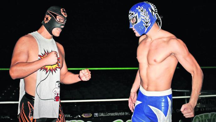 lucha libre Último Guerrero Volador Jr Diamante Azul Nueva Generación Dinamita Torneo 2017