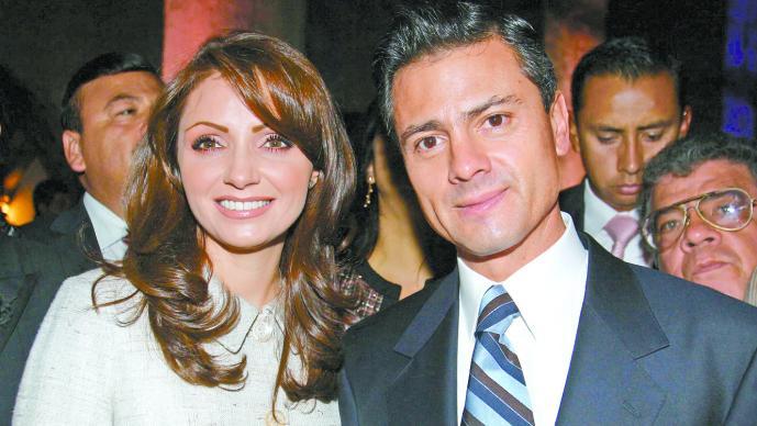 Angélica Rivera divorcio Enrique Peña Nieto contundente mensaje