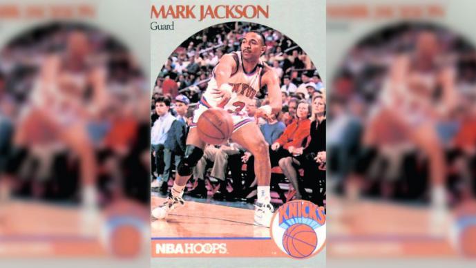 Colección Mark Jackson precio escalofriante revelación