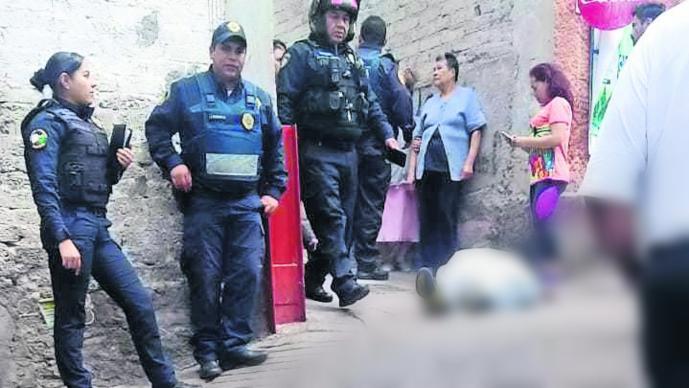 muere por ser testigo violencia asesinato Gustavo A. Madero Cuautepec Benito Juárez