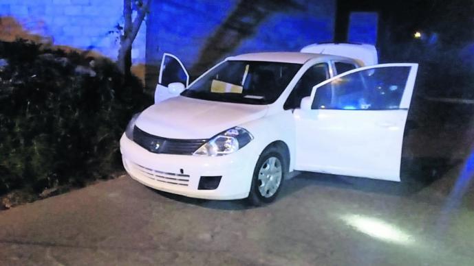 matan balazos hombres mujer sobreviviente se dan a la fuga fiesta Santiago Tlacotepec