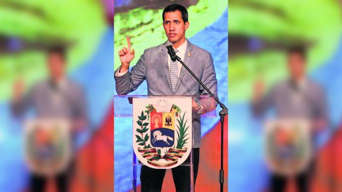 Juan Guaidó intervención extranjera Nicolás Maduro Venezuela