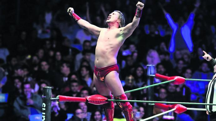 Lucha Libre Niebla Roja El Terrible CMLL