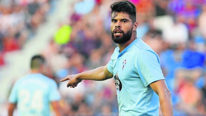 Néstor Araujo futbolista mexicano LaLiga Liga Española gol Getafe Celta de Vigo