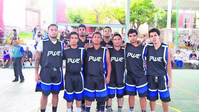 Básquetbol Pewes Victoria Morelos